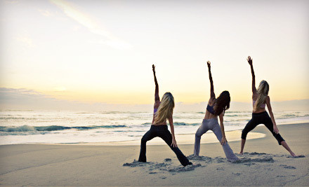 One Month of Unlimited Yoga Classes - Ocean Mist Yoga in Pacific Palisades