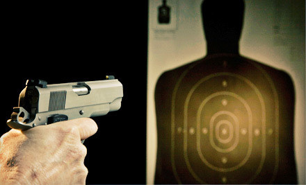 Shooting-Range Outing for 2 (a $91.99 value) - Action Impact Range in Southfield