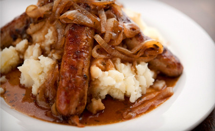 Gourmet German Feast for 4 (up to a $150 total value) - Old Europe in Folsom
