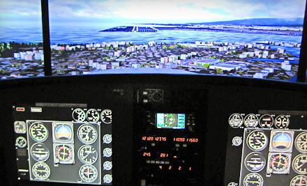 60-Minute Flight-Simulator Session for One (a $130 value) - Southwest Flight Center in Scottsdale