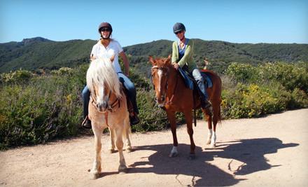 Westside Riding School - Westside Riding School in Pacific Palisades