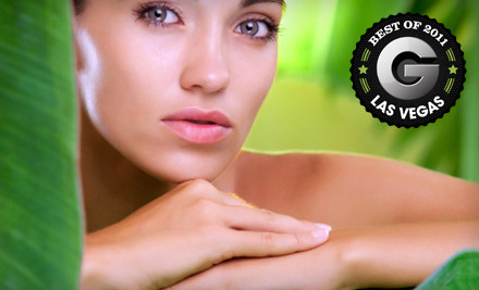 Choice of 30-Minute Microdermabrasion or Chemical Peel - Allure Cosmetic Laser Center in Las Vegas