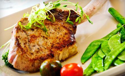 Dinner for 2 (a $55 value) - Aquamarina Restaurant in New York