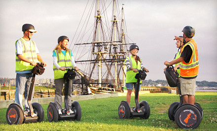 1-Hour Segway Tour for 1 Person (a $40 value) - Witch City Segway in Salem
