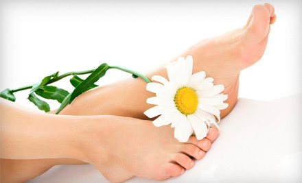 1 Laser Nail-Fungus-Removal Treatment on Up to 5 Toes (a $500 value) - DC Laser Nail Center in Washington