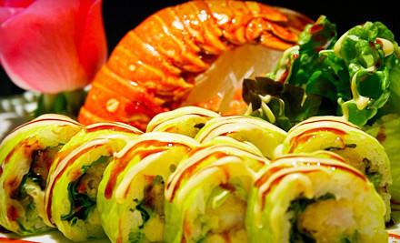 $30 Groupon for Dinner Valid SundayThursday - DAO Sushi and Thai Restaurant in Burr Ridge