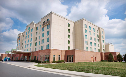 One-Night Stay for Two Adults; Up to Two Kids Stay Free, Valid FridaySunday Through May 19  - Embassy Suites Dulles - North/Loudoun in Dulles