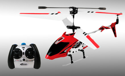 Groupon Goods  - Remote-Controlled Helicopter in