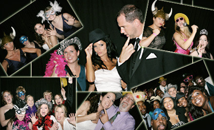 Entertainment Package Includes Photo Booth and DJ (a $2000 value) - King Entertainment in