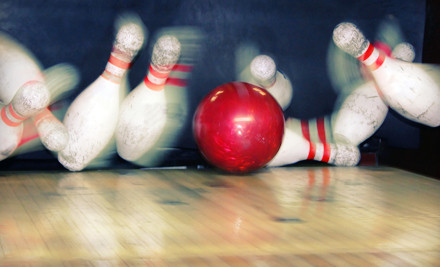 2 Hours of Bowling with Shoe Rental for up to 4 People (a $66 value) - Pinsetter Bar & Bowl in Merchantville