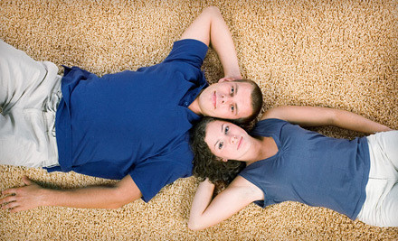 One Carpet Cleaning for Two Rooms, Up to 300 Square Feet Total (a $159 value) - Cu-Techs Carpet Cleaning in