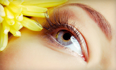 Cluster Eyelash Extensions with 60-70 Lashes per Eye in 12-18 Clusters (an $80 value) - FancyFaceArtistry in New York