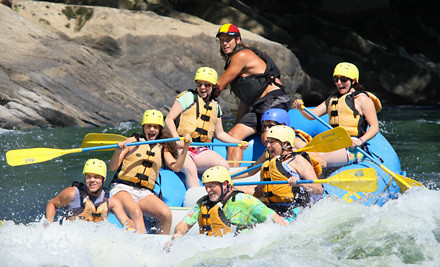 Rafting Trip for 1 - Ace Adventure Resort in Minden