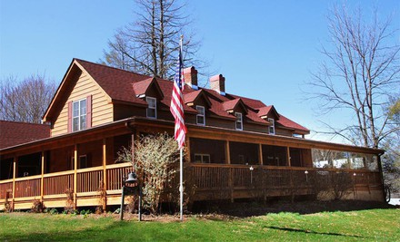 Two-Night Stay for Two in a King or Queen Room  - Grandview Lodge in Waynesville