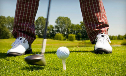 All-Day Golf Outing for 1 (a $28 value) - Liberty Road Golf Center in Frederick
