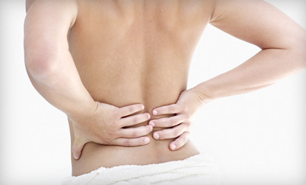 Three 30-Minute Spinal-Decompression Treatments  - Spine and Disc Center of Arizona in Gilbert