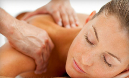 60-Minute Deep-Tissue Massage with Aromatherapy (an $89 value) - Urban Bliss Day Spa in La Palma