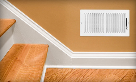 Air-Duct Cleaning for the Entire Home, Including all Vents, One Main Duct, and One Return (a $250 value) - Seabreeze Air in
