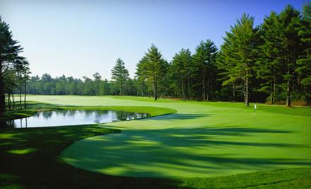 Pinehills Golf Club  - Pinehills Golf Club in Plymouth