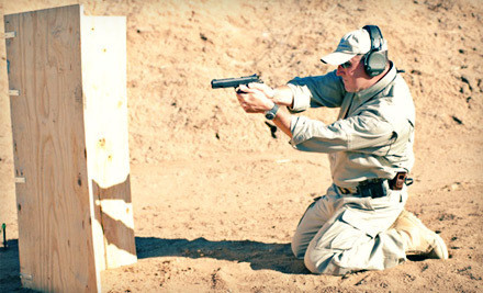 Shooting Experience for 1 (a $299 value) - Armed Personal Defense in Phoenix