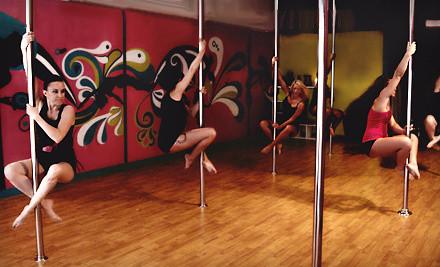 Five 60-Minute Flirty Fitness Classes (a $75 value) - Studio Goddess in Nashville
