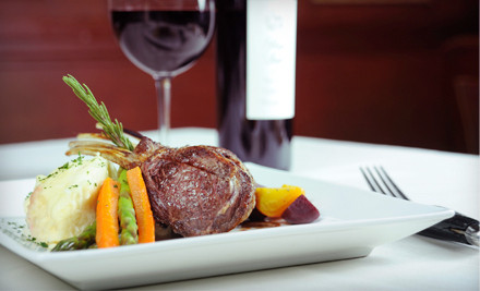 $35 Worth of Steak-House Dinner Fare - Luca's Chophouse in Grand Blanc