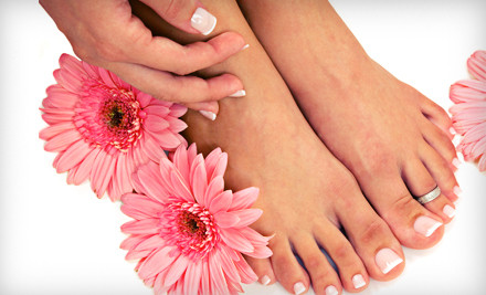 Traditional Manicure and Pedicure (a $25 value) - New York Looks Salon & Spa in Long Island City