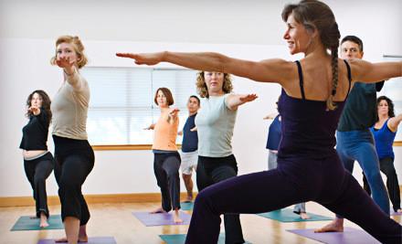 10 Classes - Yogi Power Yoga in Washington Township