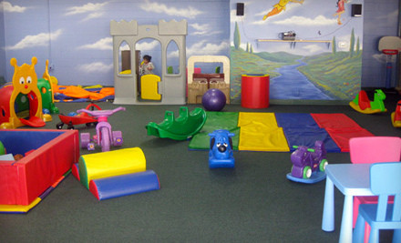 3 All-Day Open-Play Passes (a $24 value) - La La Land Indoor Playground in Burbank