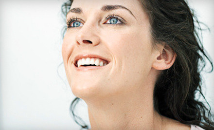 One 60-Minute Nonsurgical Face-Lift (a $150 value) - A Petite Spa @ Melange Gallery of Salon's in Friendswood