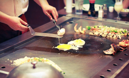 $40 Groupon for Musashi Japanese Steakhouse - Musashi Japanese Steakhouse in Gainesville