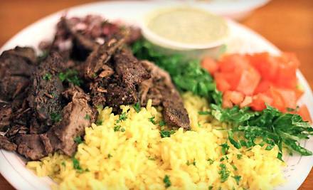 Arabi thanks you for your loyalty - Arabi Cuisine in San Francisco