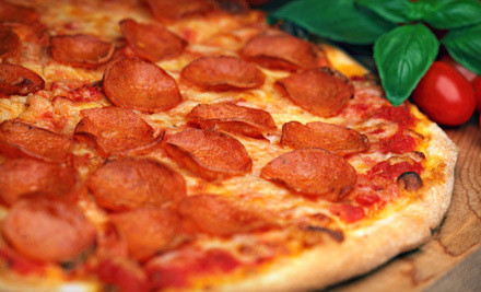 $20 Groupon for Pizza and Pasta for 2 or More - Sal`s Pizza Randa in Quakertown