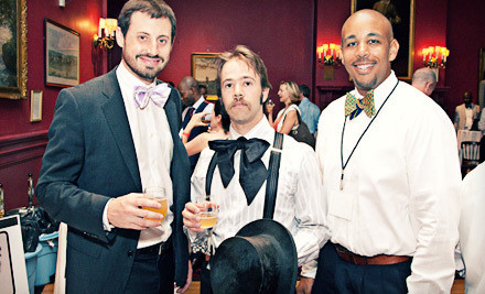 Brews & Bowties Charity Event on Thursday, April 5, from 6 p.m. to 9 p.m.  - Brews & Bowties  in Philadelphia