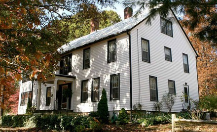 Two-Night Stay for Two in a Queen or Double Room, Valid SundayThursday Through December 21  - Black Mountain Inn in Black Mountain