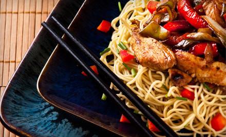 $25 Groupon - Chef Kong's Little Szechuan in Doraville