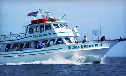 Half-Day Morning or Afternoon Fishing Trip for Two - Sea Queen VII in Brooklyn