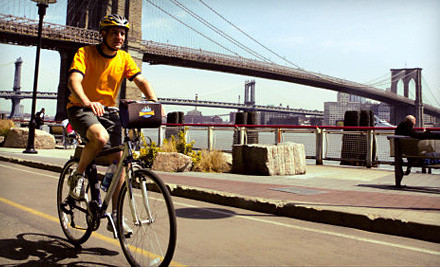 Full-Day Comfort Bike or Children's Bike Rental for One (a $44 value) - Bike and Roll NYC in Manhattan