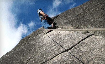 Level 1 Rock-Climbing Course for 1 (a $155 value) - Peregrine Expeditions in Anacortes