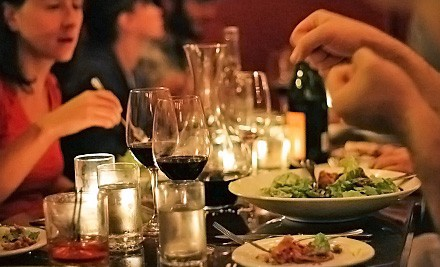$40 Groupon to The Gilt Club Restaurant - The Gilt Club Restaurant in Portland