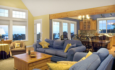 Five-Night Stay in a Beach House For Up to 16 Guests, Valid AprilJune  - Cape Cod Northwest in Lincoln City