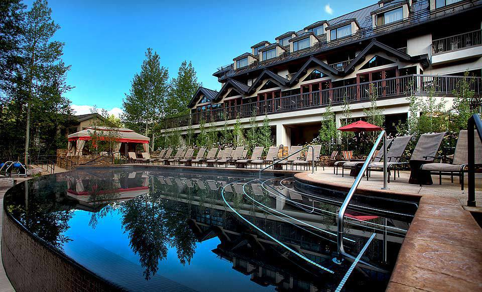 Vail Cascade Resort And Spa Vail Co Groupon