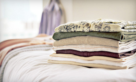 1-Month of Laundry Services or 2 Pickups (a $90 value) - Home Cleaning Services in