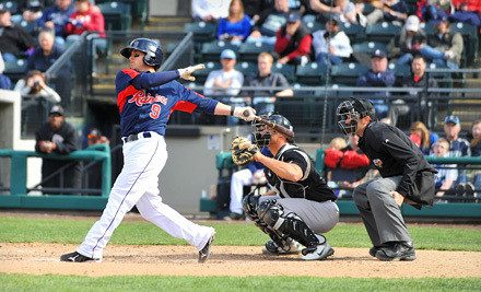 Tacoma Rainiers at Cheney Stadium on Thu. Apr. 5 at 7:05PM: Reserved Seating (Section A-P) - Tacoma Rainiers in Tacoma