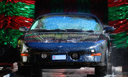 3 Exterior Car Washes (a $36 value) - Go Express Wash in Coppell