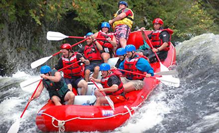 U.S. Rafting - U.S. Rafting in West Forks
