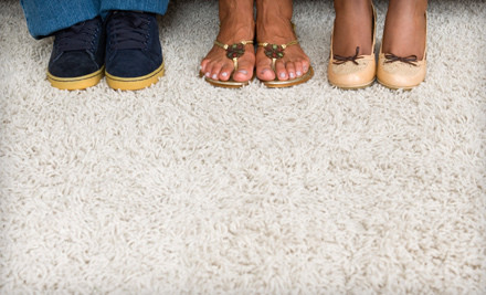 Cleaning of 1 Synthetic Area Rug (a $135 value) - AJ Rose Carpets & Flooring in Burlington