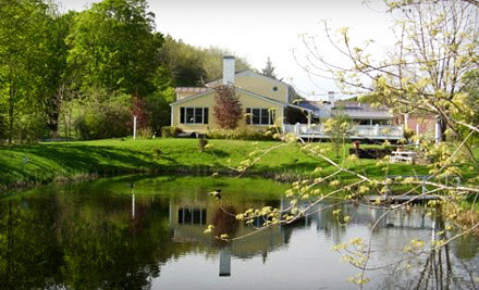 Inn at Clearwater Pond - Inn at Clearwater Pond in Quechee