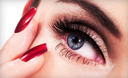 3 One-Hour Regular Manicures (a $75 value) - Michael Thomas Salon in Manchester