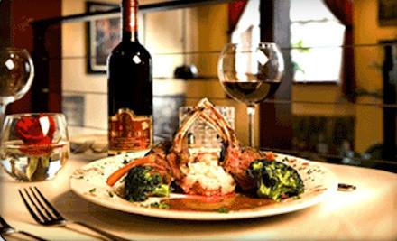 $25 Groupon for Dinner - Danube Bistro in Bellevue